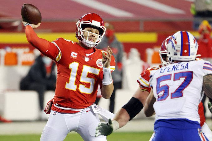 Kansas City venció a Buffalo y vuelve al Super Bowl