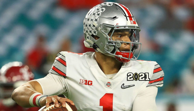 Draft Report #22: Justin Fields