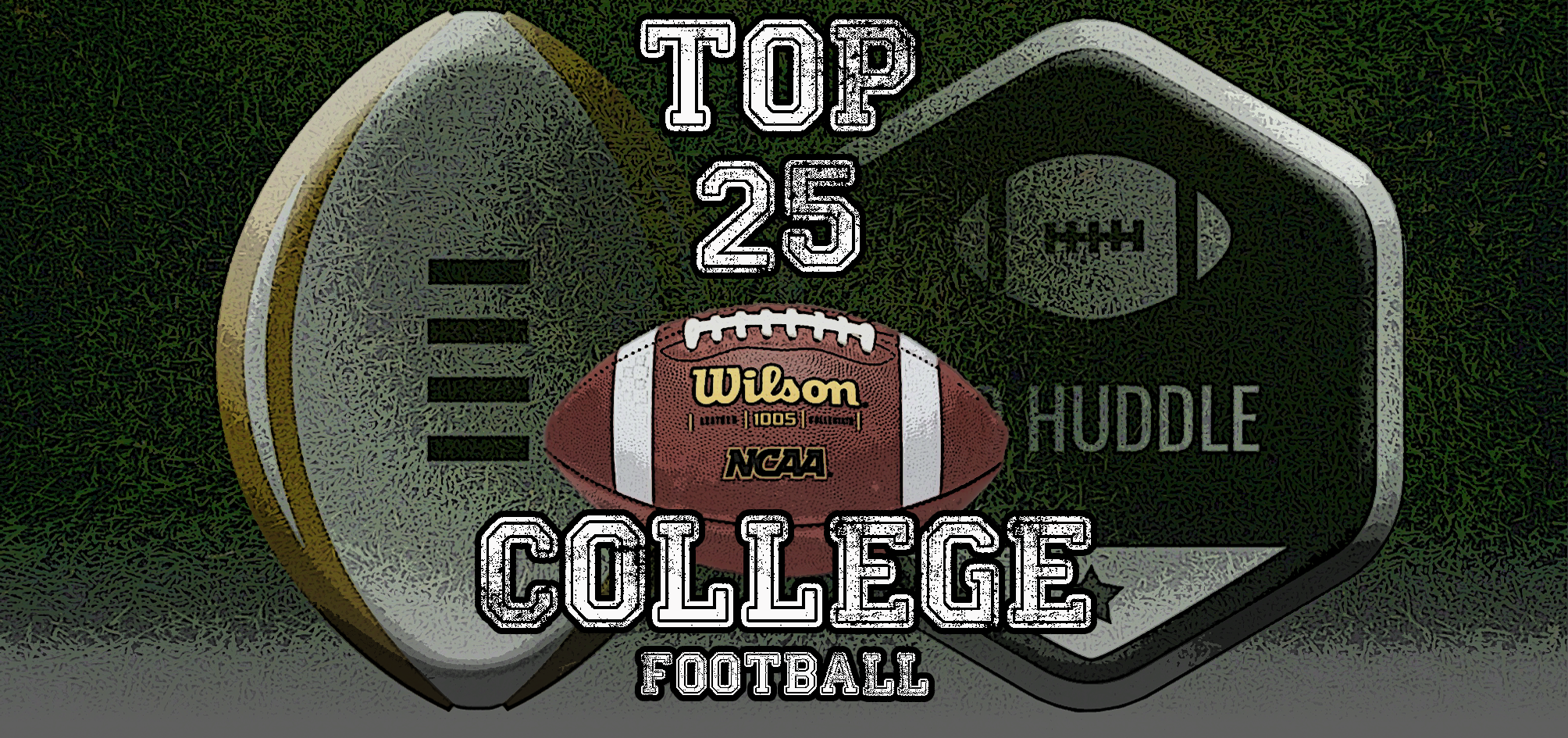 College Football Top 25: Semana 8