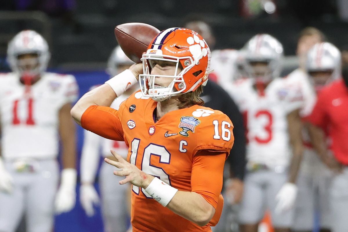 Draft Report #1: Trevor Lawrence