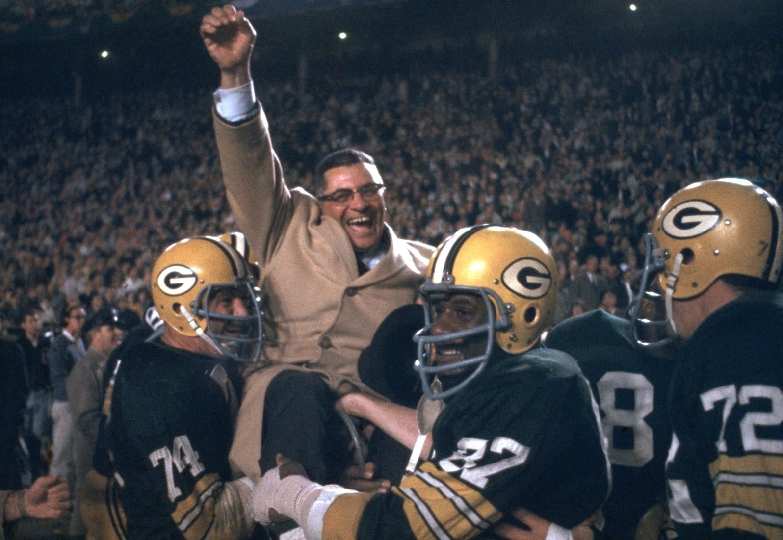Dinastías de la NFL: 1960's Green Bay Packers